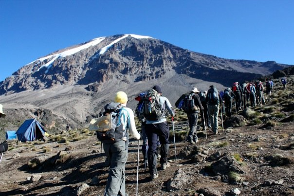 mt kilimanjaro facts for kids