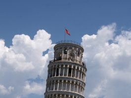 Leaning tower of Pisa facts for kids