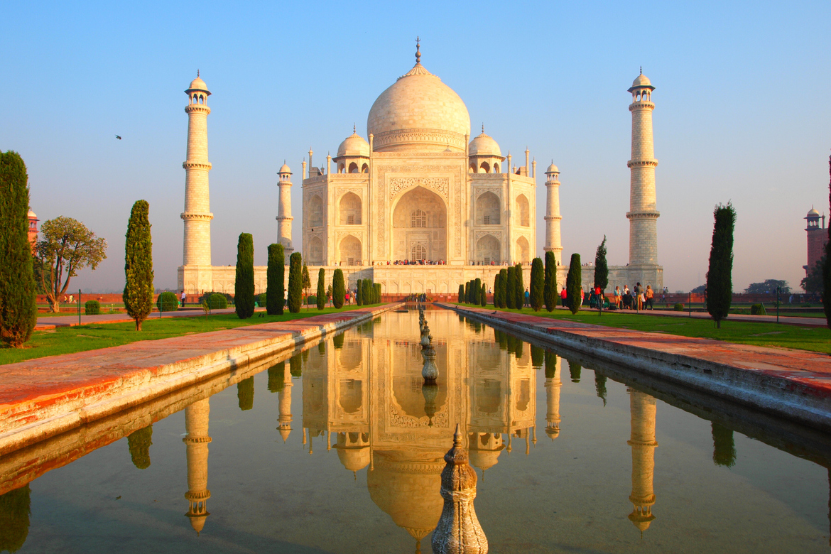 facts about taj mahal for kids