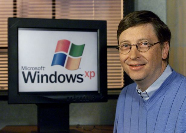 Bill Gates Facts For Kids The Co Founder Of The Microsoft Corporation