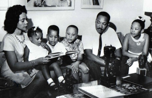 Martin luther king jr facts for kids